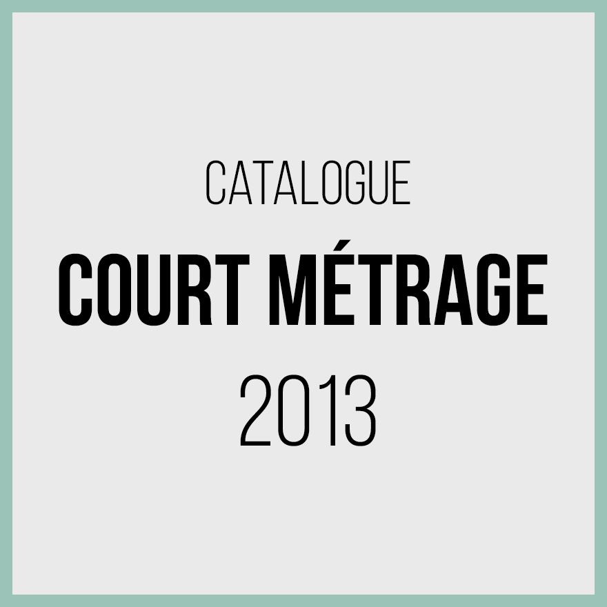 Catalogue courts métrages 2013