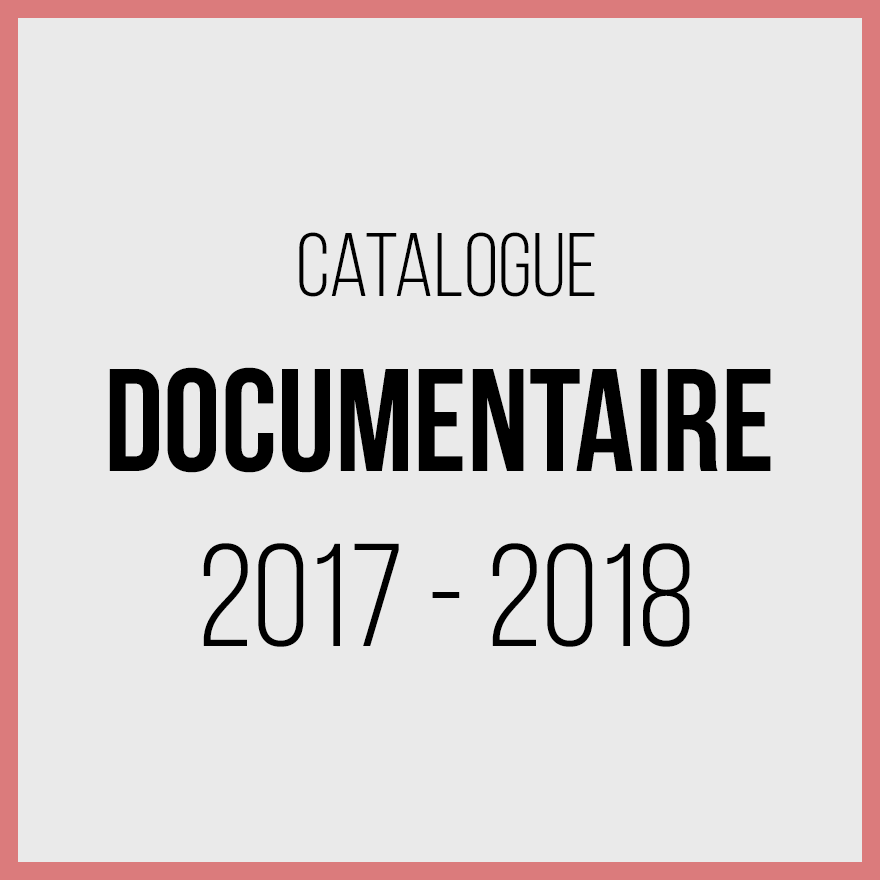 Catalogue documentaires 2017 2018