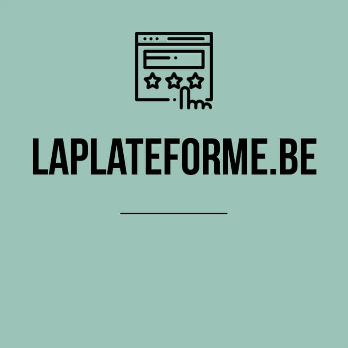 Laplateforme.be